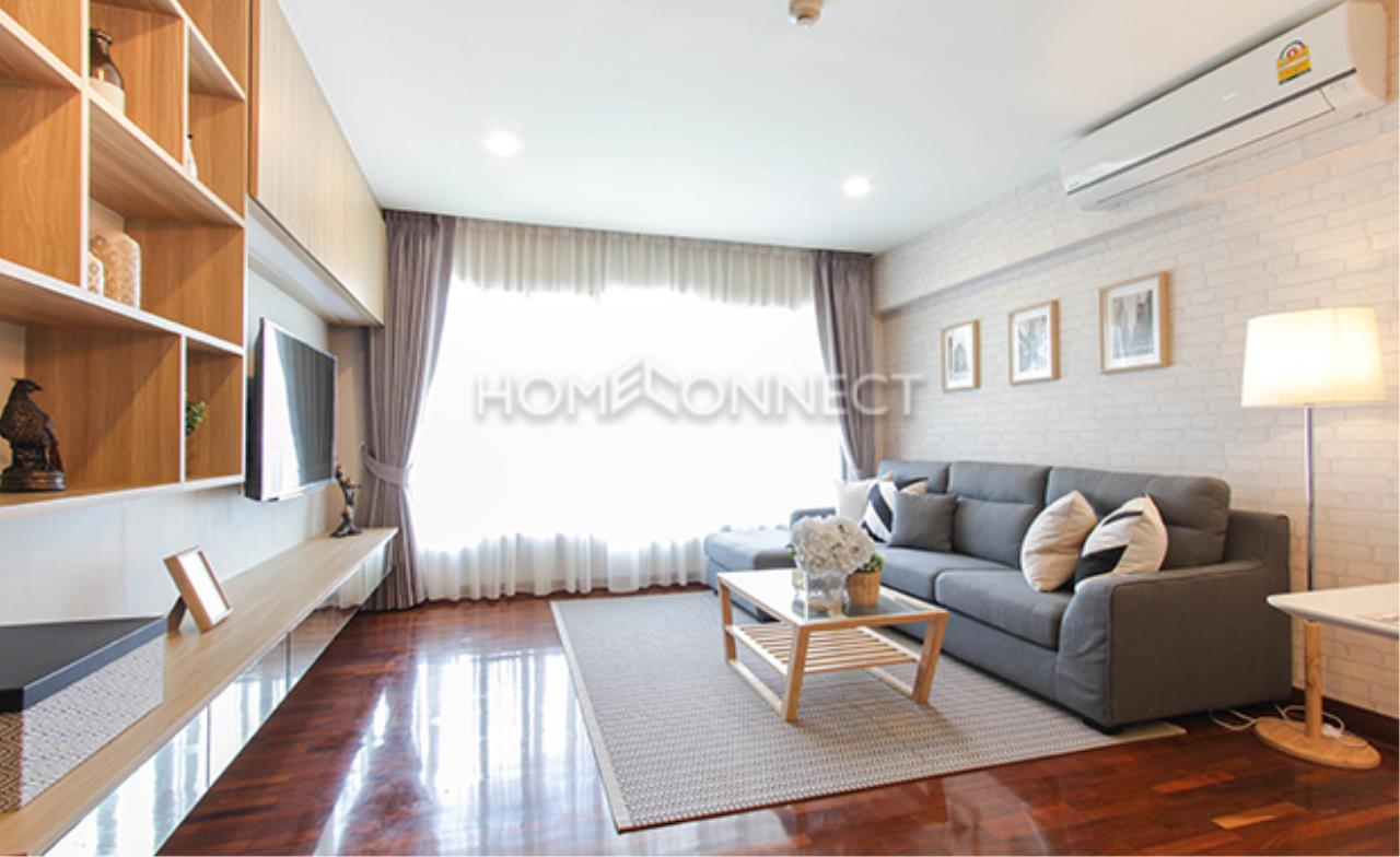 Home Connect Thailand Agency's Navin Court Condominium for Rent 1
