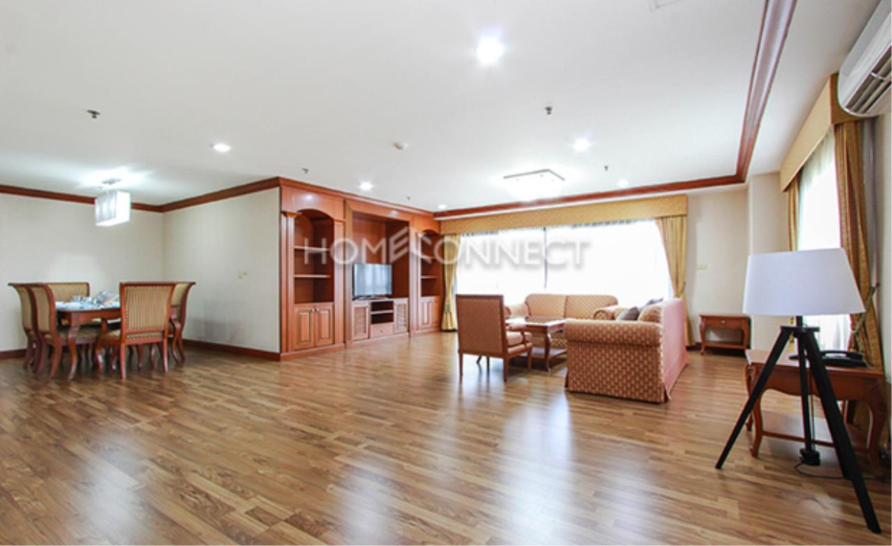 Home Connect Thailand Agency's GP Grande Tower Condominium for Rent 1