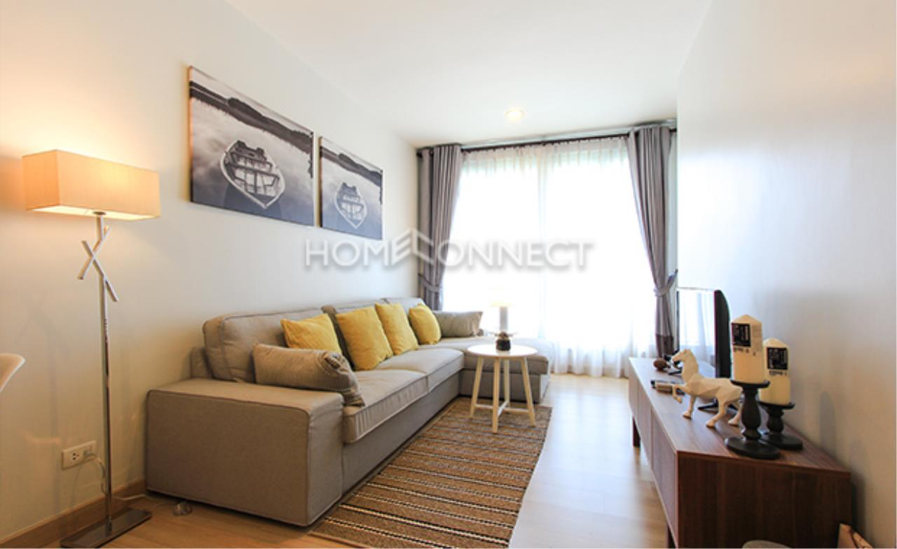 Home Connect Thailand Agency's Life@Sathorn 10 Condominium for Rent 1
