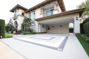 Moobaan Nantawan Soi Ratwinit Bangkaew House for Rent