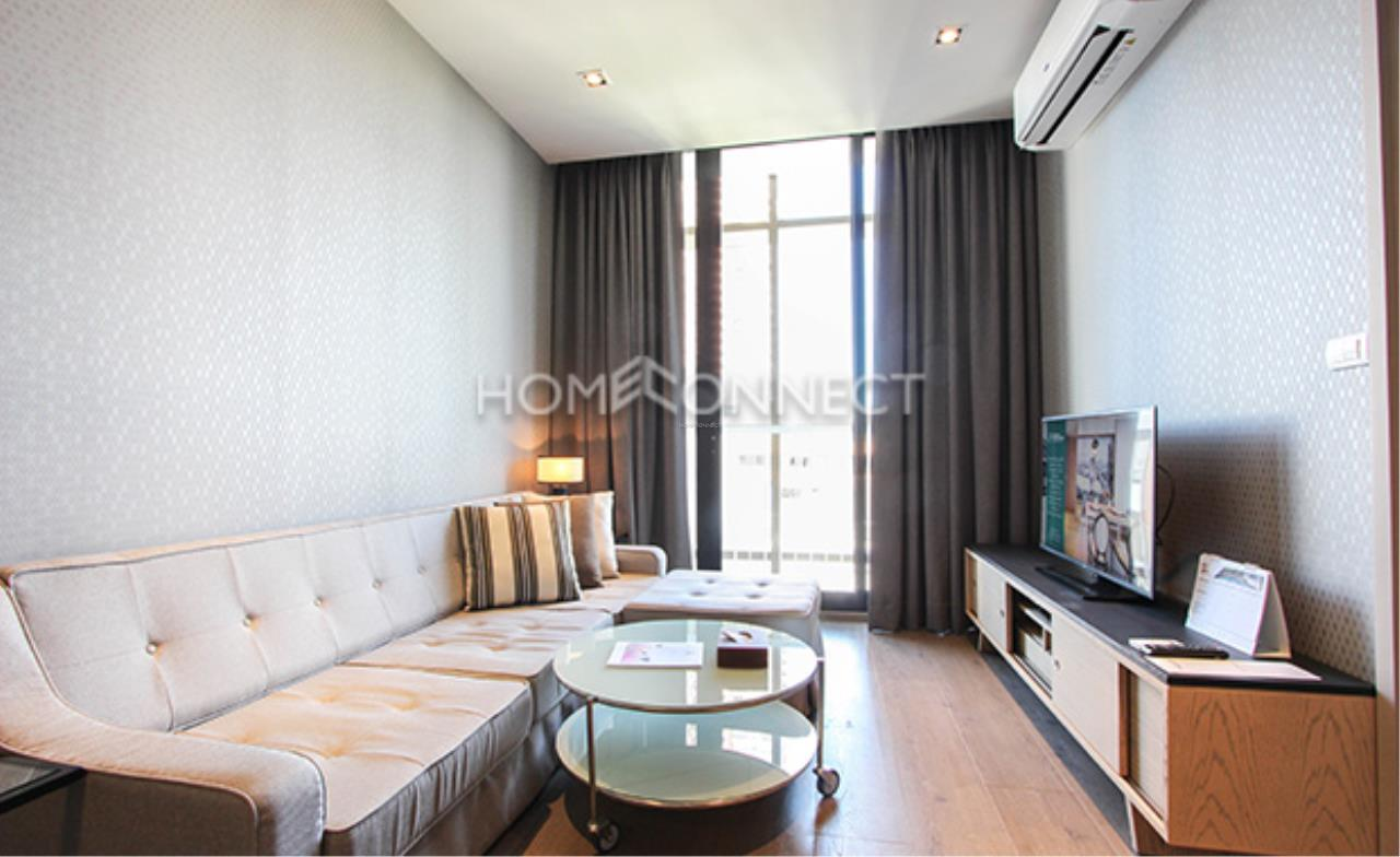 Home Connect Thailand Agency's The Park at EM District Serviced Apartment for Rent 1