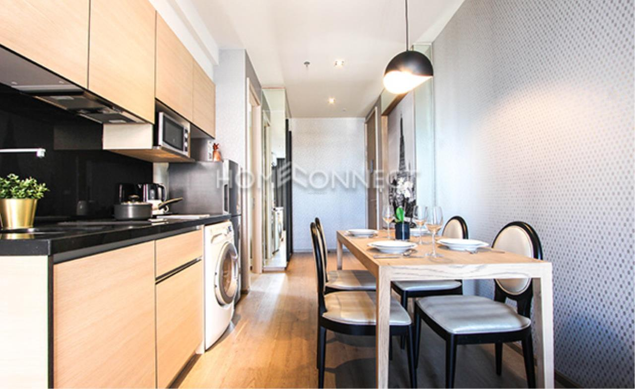 Home Connect Thailand Agency's The Park at EM District Serviced Apartment for Rent 3