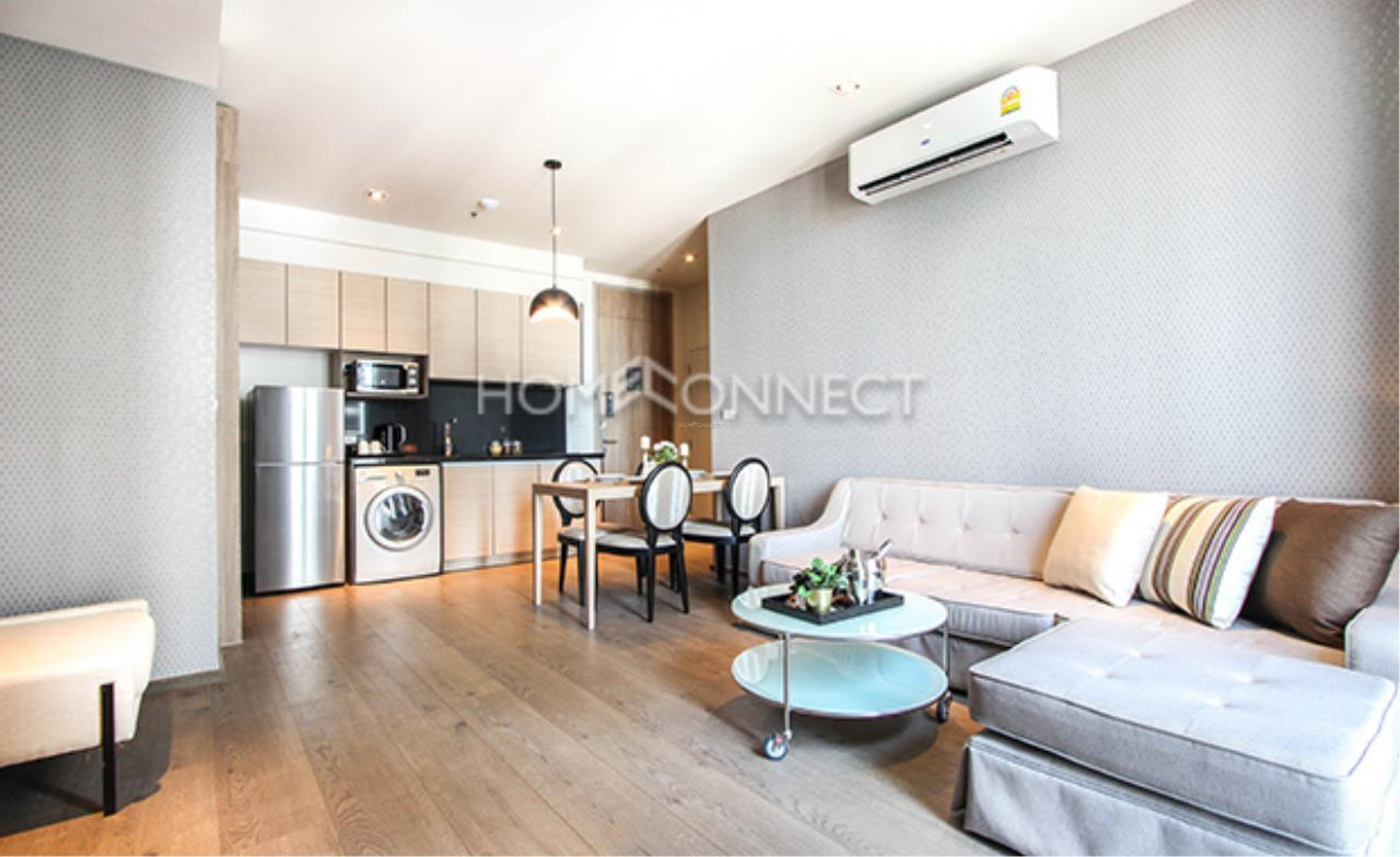 Home Connect Thailand Agency's The Park at EM District Serviced Apartment for Rent 2