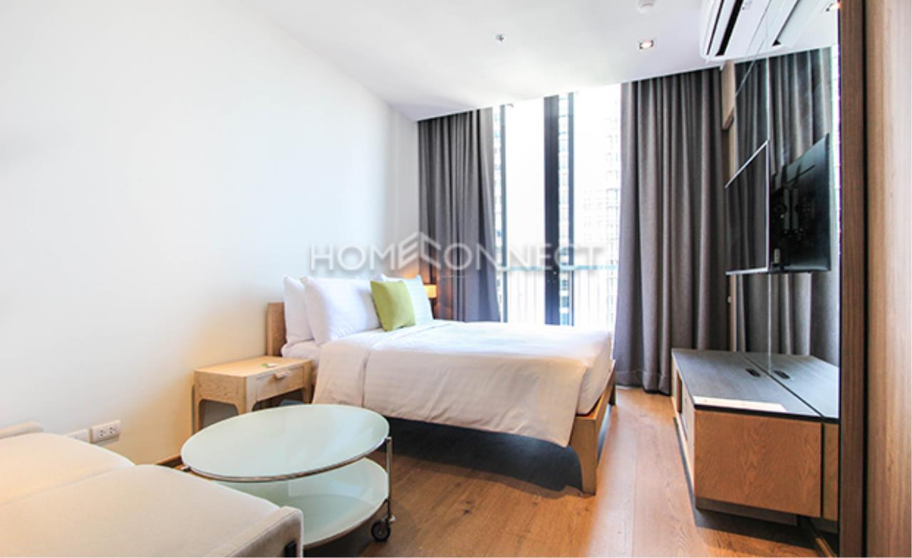 Home Connect Thailand Agency's The Park at EM District Serviced Apartment for Rent 8