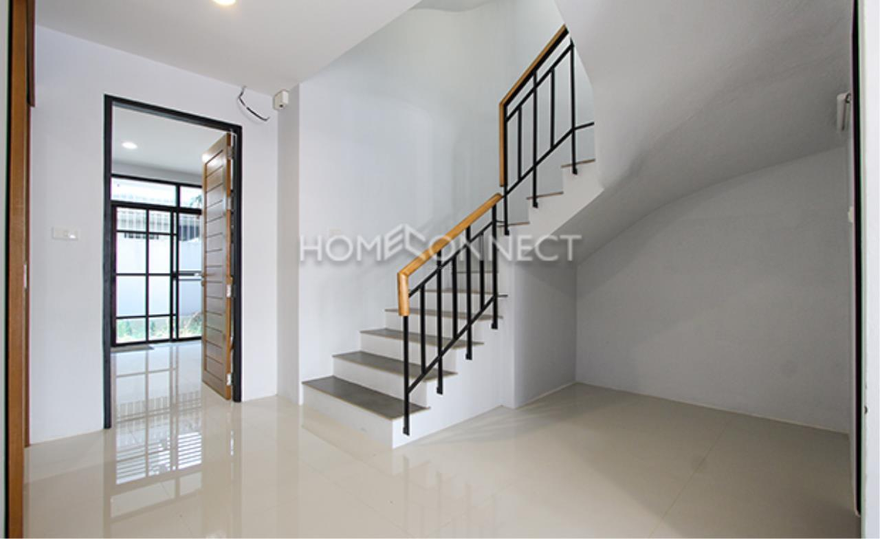 Home Connect Thailand Agency's Moobaan Chicha Castle Townhouse for Rent 1