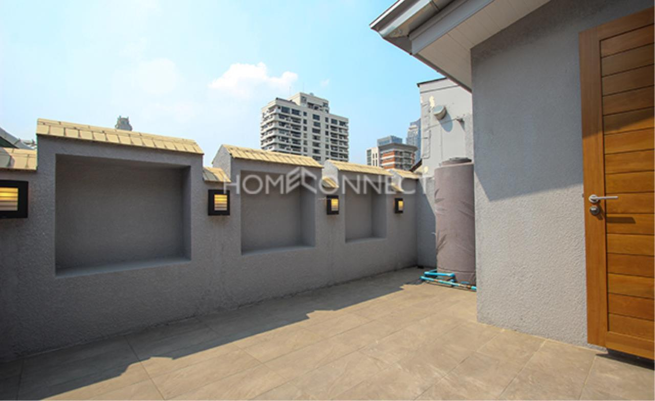 Home Connect Thailand Agency's Moobaan Chicha Castle Townhouse for Rent 16