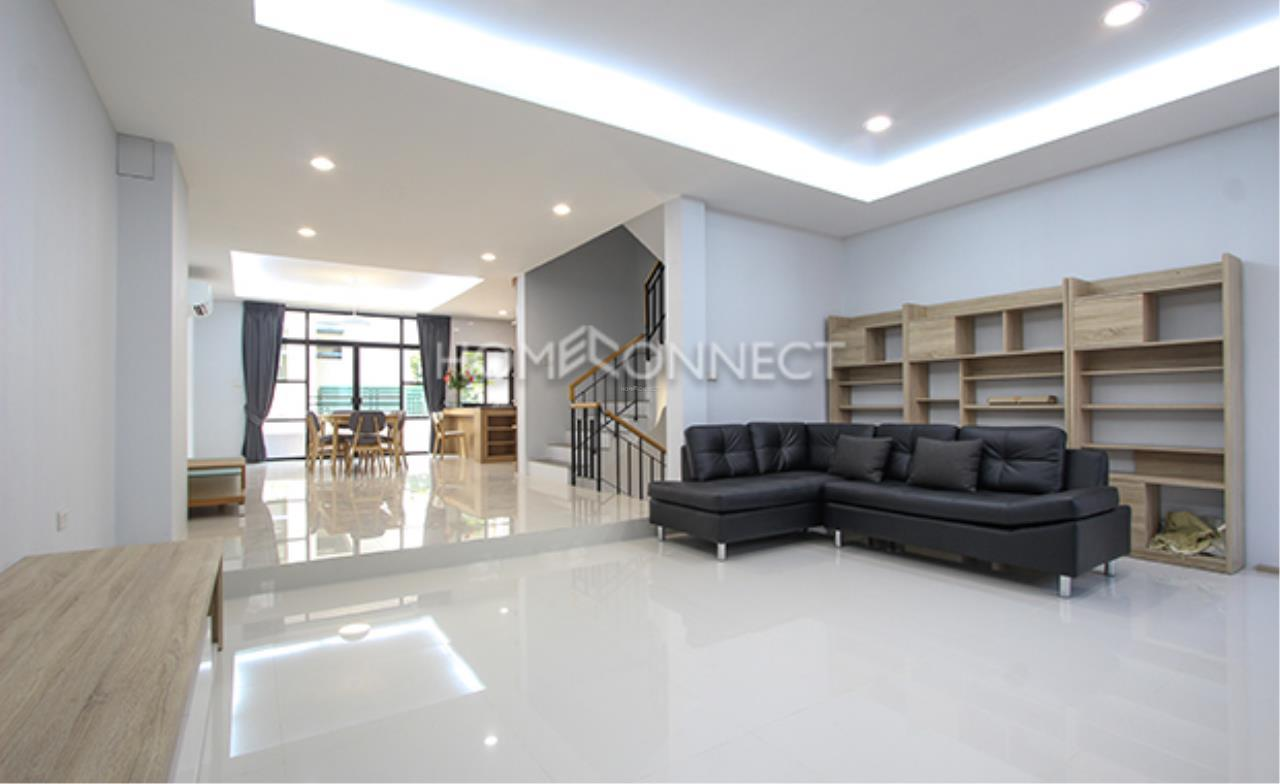 Home Connect Thailand Agency's Moobaan Chicha Castle Townhouse for Rent 4