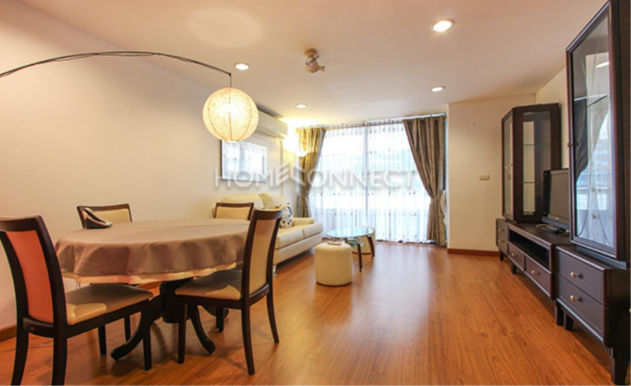 Home Connect Thailand Agency's Asoke Tower Condominium for Rent  1
