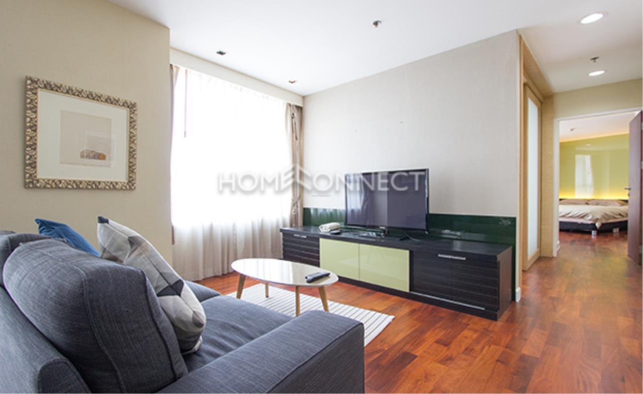 Home Connect Thailand Agency's Urbana Langsuan Condominium for Rent 1