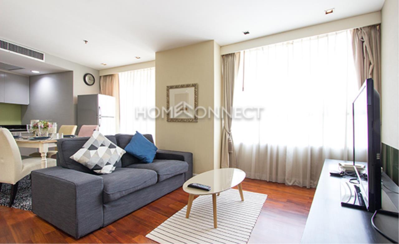 Home Connect Thailand Agency's Urbana Langsuan Condominium for Rent 2