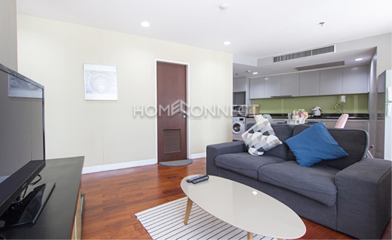 Home Connect Thailand Agency's Urbana Langsuan Condominium for Rent 3