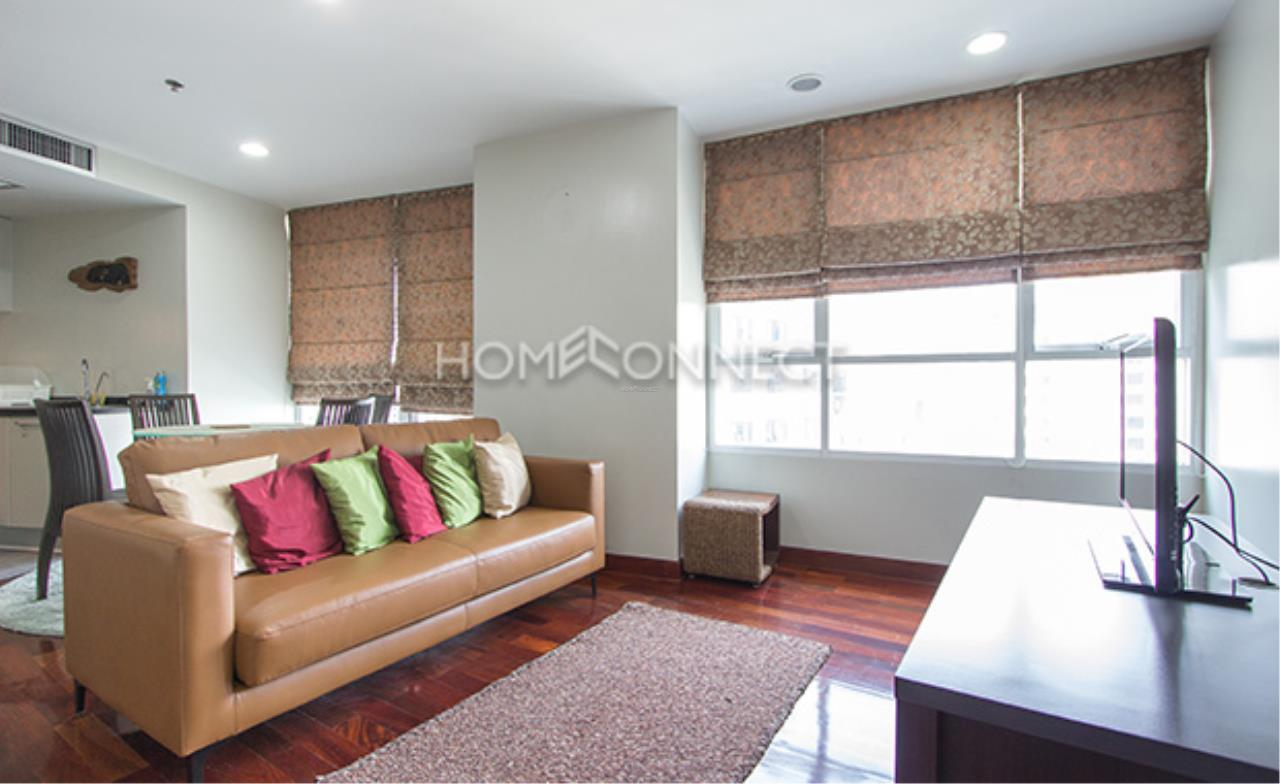 Home Connect Thailand Agency's Urbana Langsuan Condominium for Rent 1