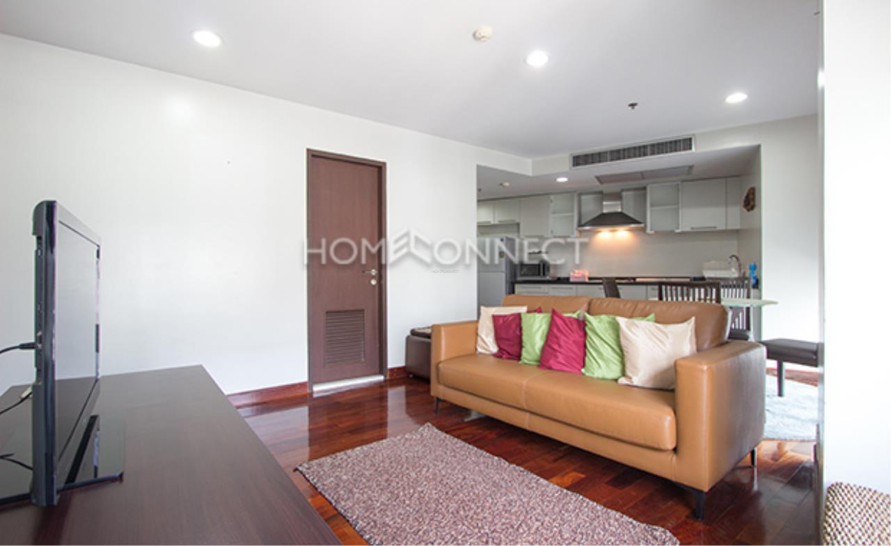 Home Connect Thailand Agency's Urbana Langsuan Condominium for Rent 2