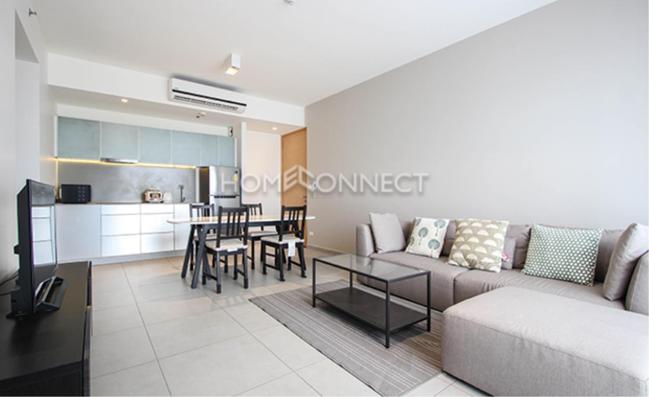 Home Connect Thailand Agency's The Lofts Ekkamai Condominium for Rent 2