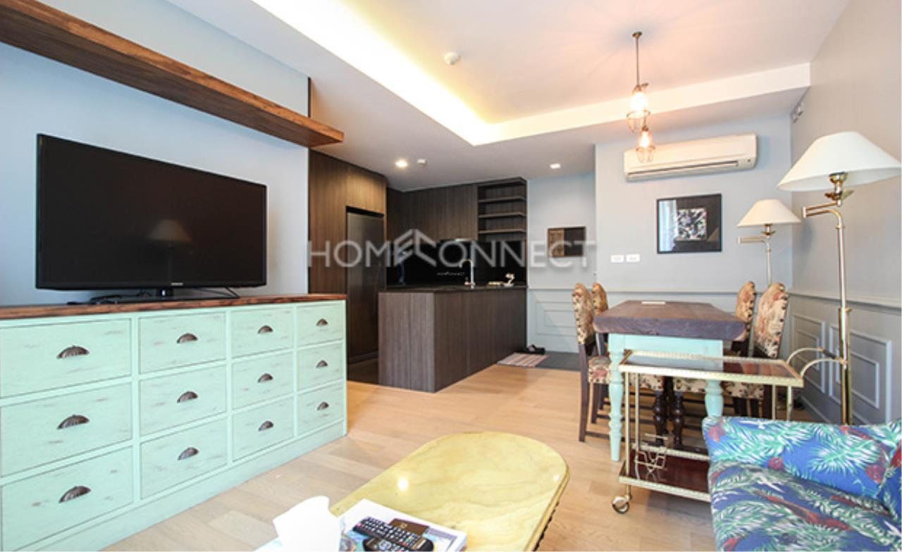Home Connect Thailand Agency's Via 49 Condominium for Rent 2