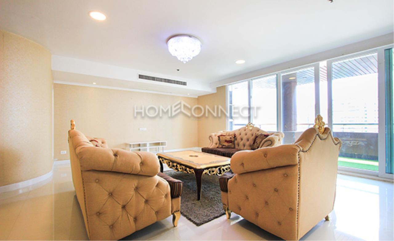 Home Connect Thailand Agency's Kallista Mansion Condominium for Rent 1