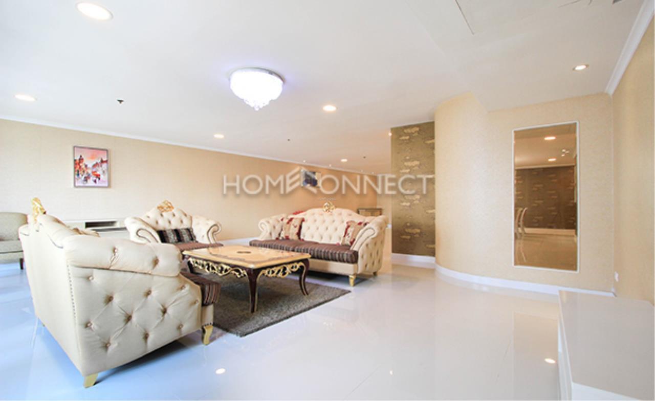 Home Connect Thailand Agency's Kallista Mansion Condominium for Rent 2