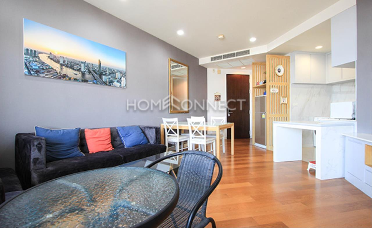 Home Connect Thailand Agency's Chatrium Condominium for Rent 2
