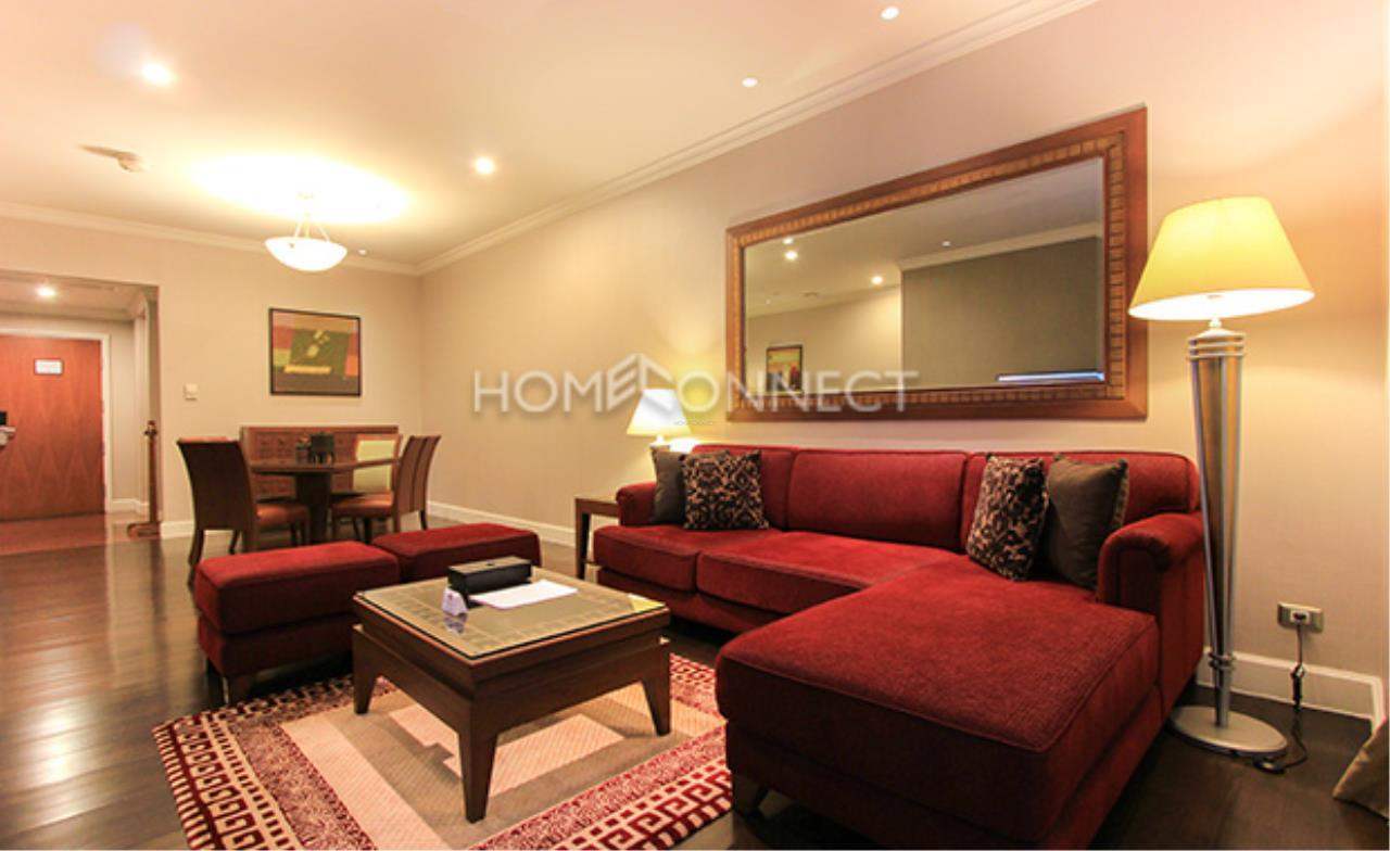 Home Connect Thailand Agency's Marriott Executive Apartments Mayfair Bangkok Serviced Apartment for Rent 2