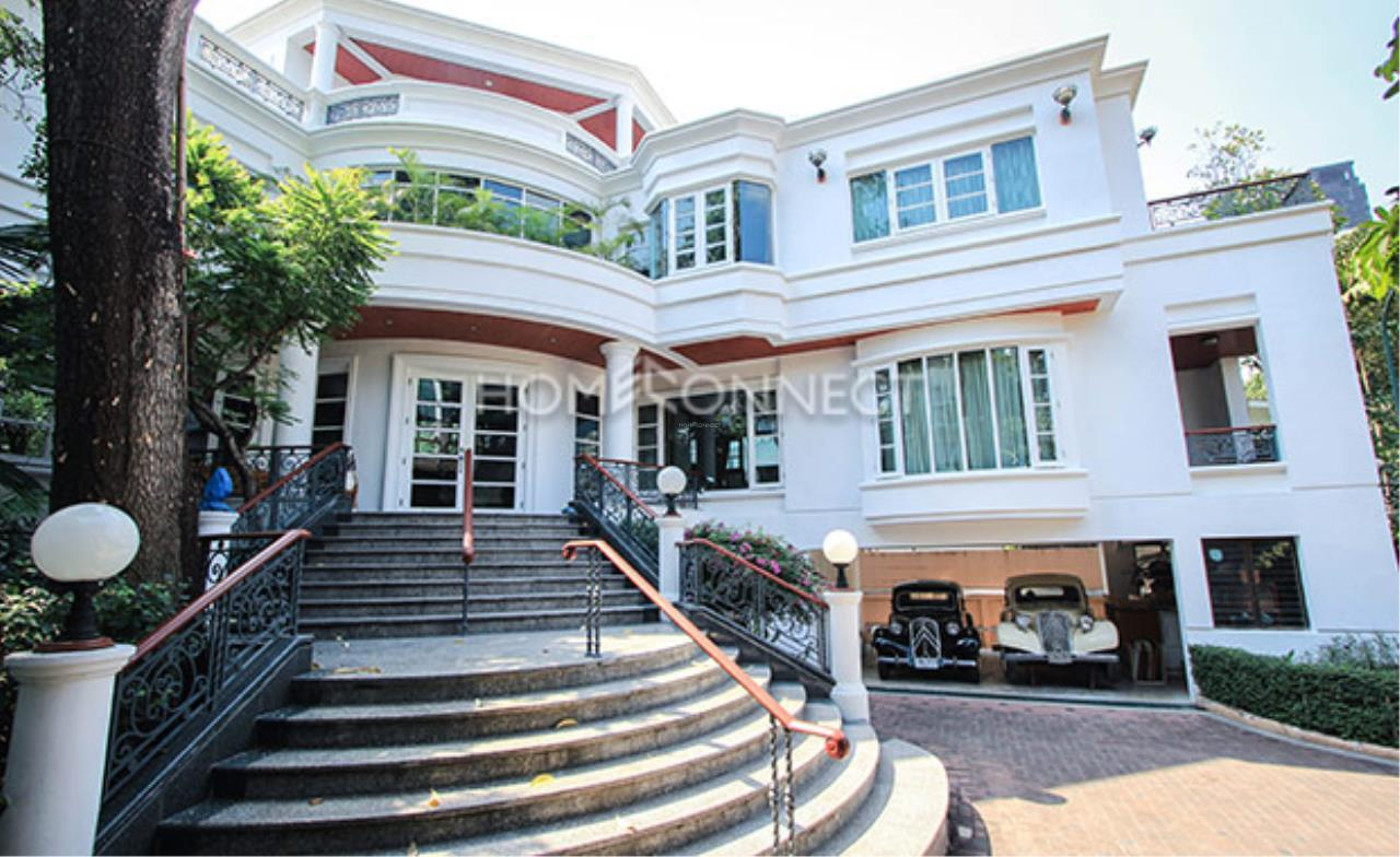 Home Connect Thailand Agency's HOUSE IN COMPOUND FOR RENT 2