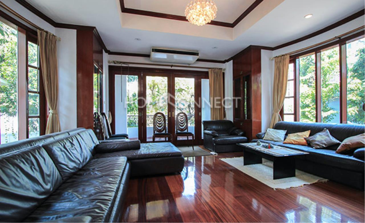Home Connect Thailand Agency's HOUSE IN COMPOUND FOR RENT 3