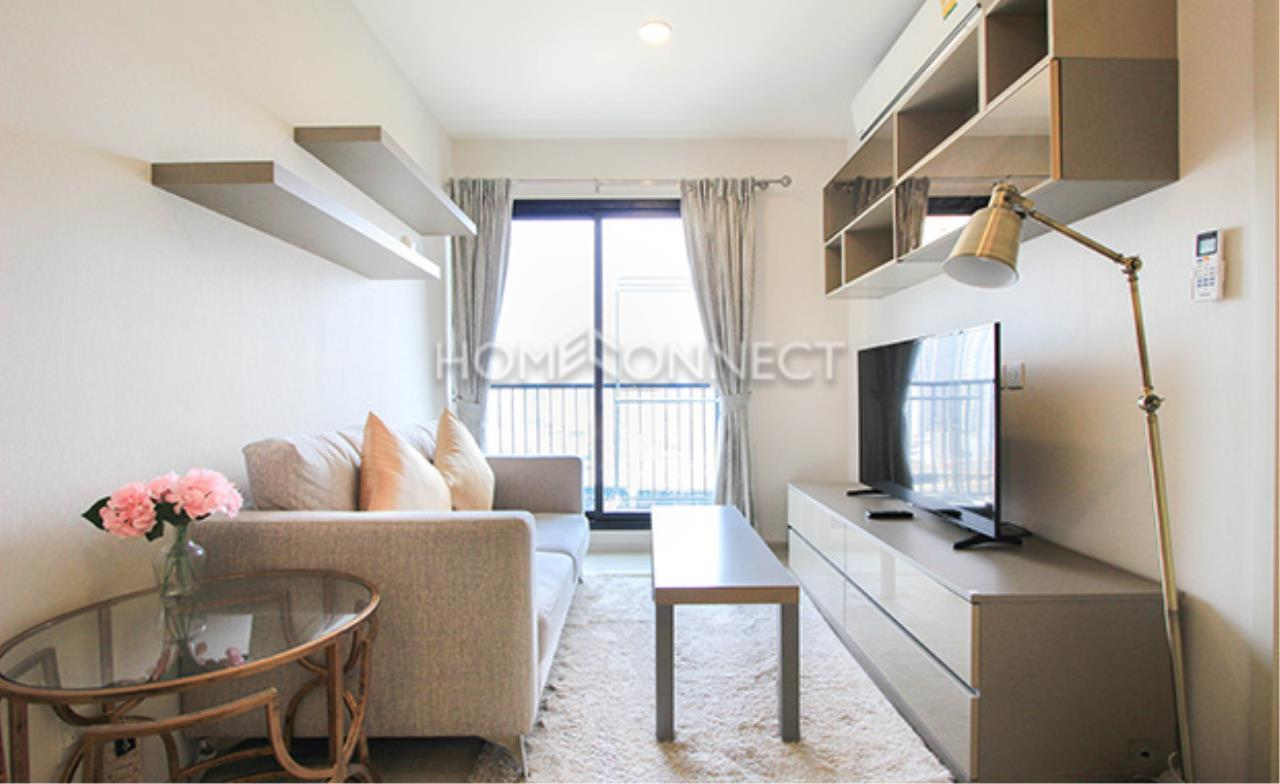 Home Connect Thailand Agency's Life Asoke Condominium for Rent 1