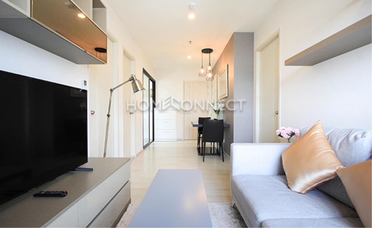 Home Connect Thailand Agency's Life Asoke Condominium for Rent 2
