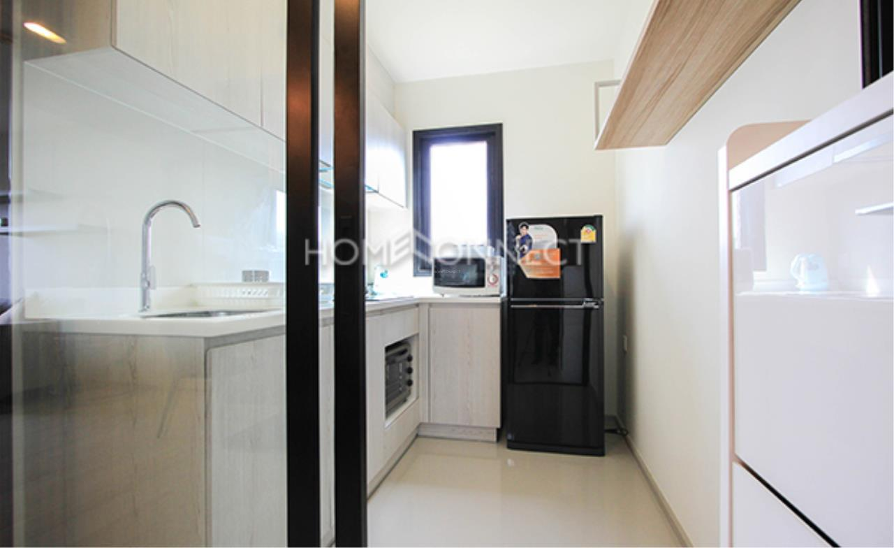 Home Connect Thailand Agency's Life Asoke Condominium for Rent 4
