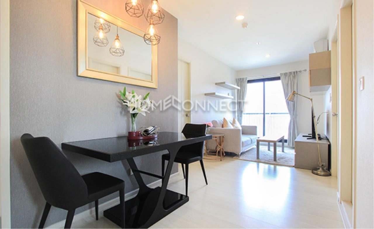 Home Connect Thailand Agency's Life Asoke Condominium for Rent 8