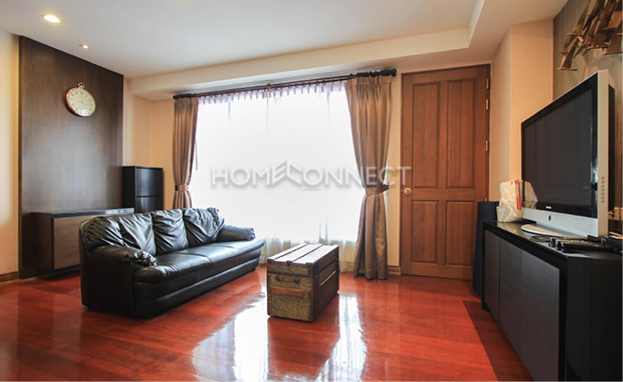 Home Connect Thailand Agency's Baan Thanon Sarasin Condominium for Rent 2