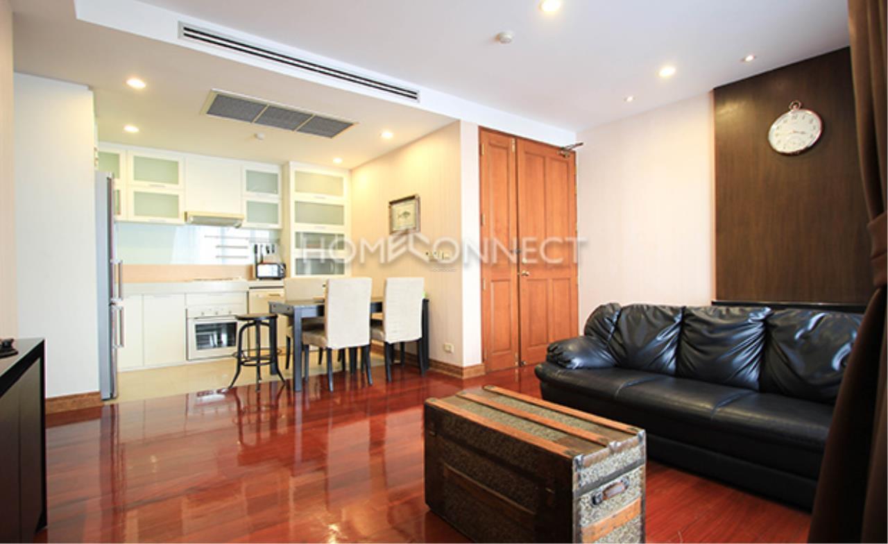 Home Connect Thailand Agency's Baan Thanon Sarasin Condominium for Rent 3