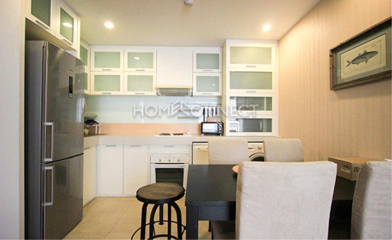 Home Connect Thailand Agency's Baan Thanon Sarasin Condominium for Rent 5