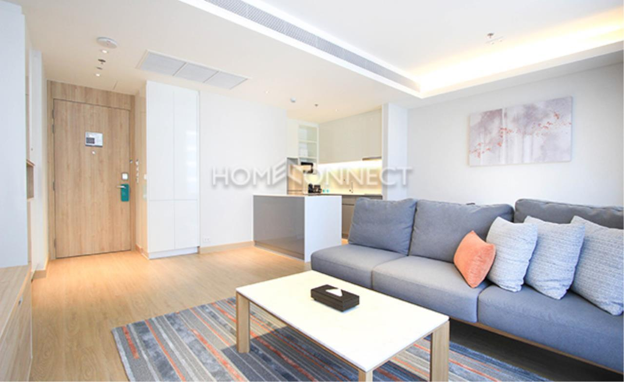 Home Connect Thailand Agency's Oakwood Suites Bangkok Serviced Apartment for Rent 2
