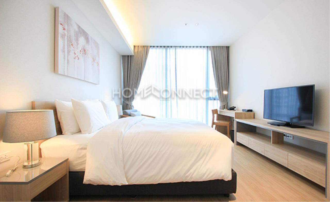 Home Connect Thailand Agency's Oakwood Suites Bangkok Serviced Apartment for Rent 5