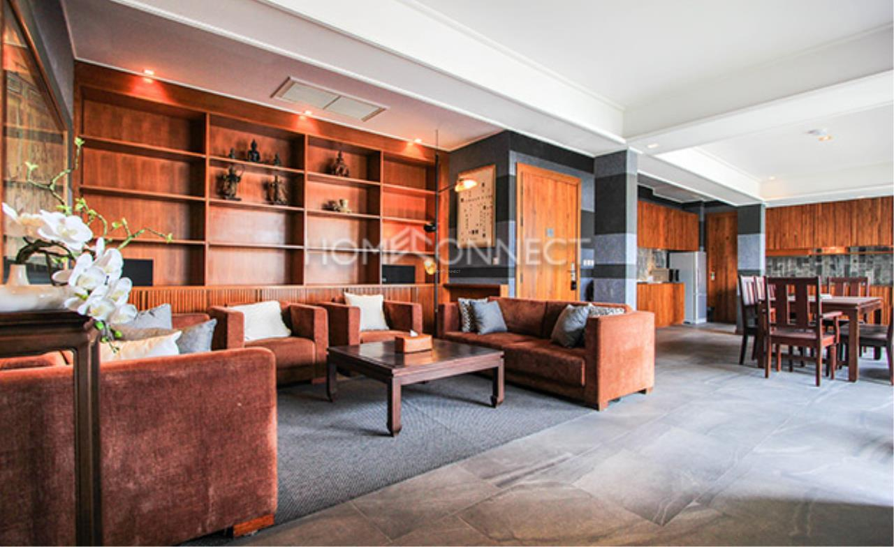 Home Connect Thailand Agency's Luxx Langsuan Condominium for Rent 2