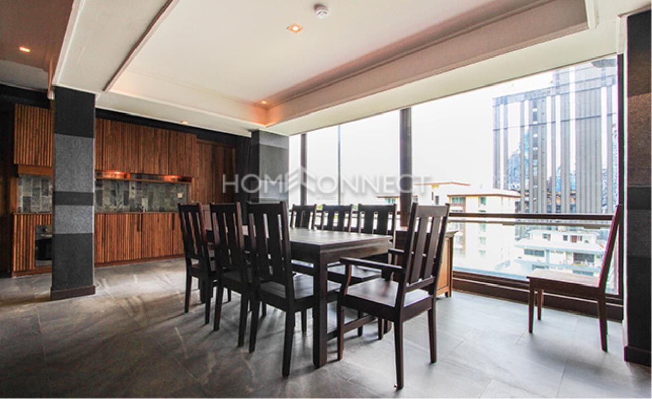 Home Connect Thailand Agency's Luxx Langsuan Condominium for Rent 3