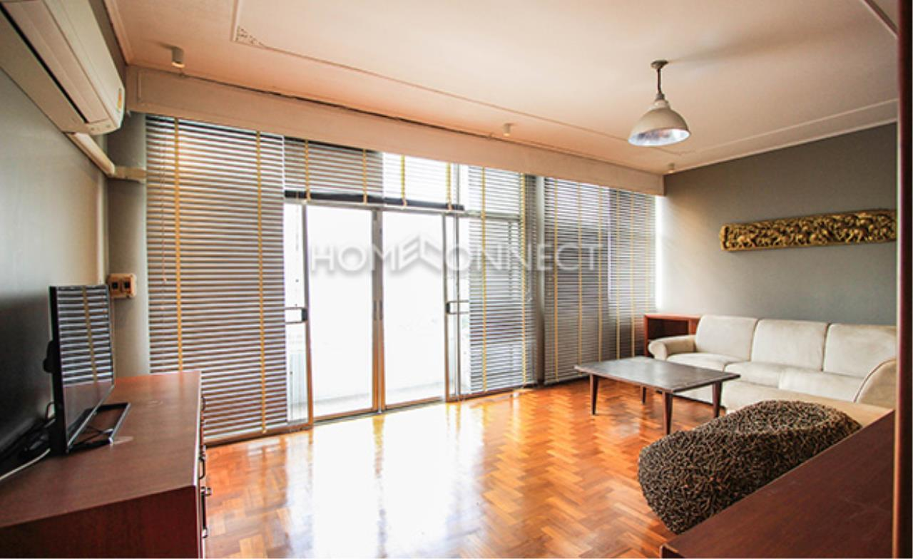 Home Connect Thailand Agency's Siam Penthouse II Apartment for Rent 1