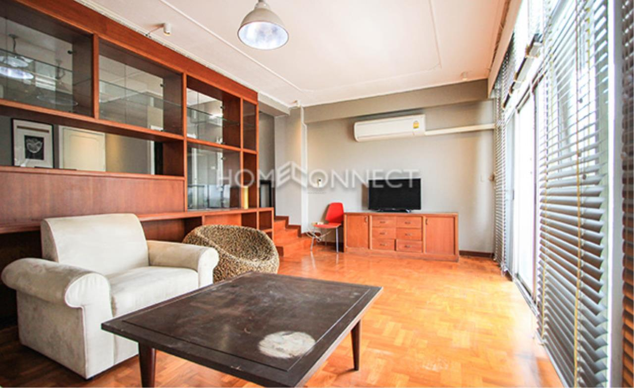 Home Connect Thailand Agency's Siam Penthouse II Apartment for Rent 3