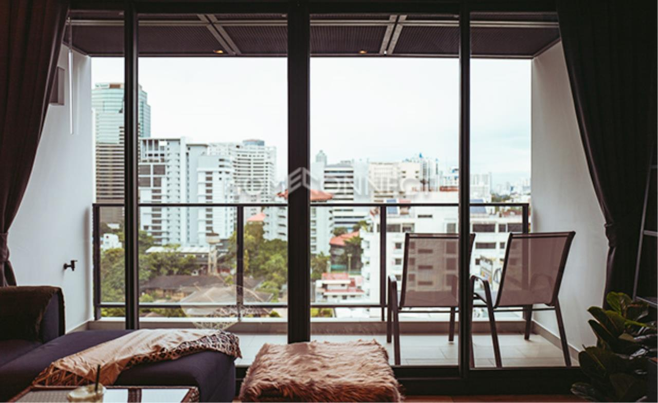 Home Connect Thailand Agency's The Lofts Asoke Condominium for Rent 10