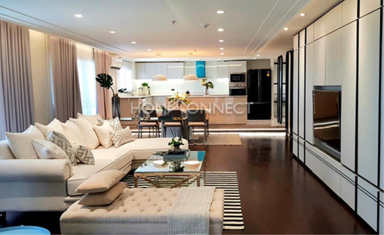 Home Connect Thailand Agency's Condominium for Rent in South Sathorn Road 1