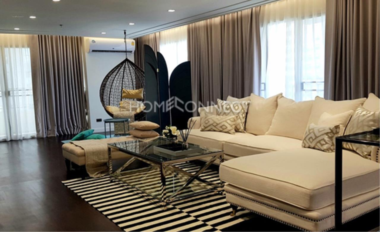 Home Connect Thailand Agency's Condominium for Rent in South Sathorn Road 2