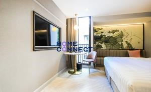 Serviced Apartment for Rent in Phloen Chit