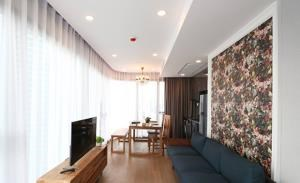 Ashton Chula - Silom Condominium for Rent