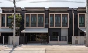Pleno Bangna - Wongwan Townhouse for Rent