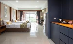Apartment for Rent in Charoen Krung 54