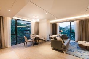 Gardina Asoke Serviced Apartment for Rent