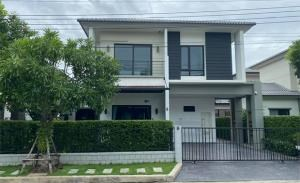 Moobaan The Centro Bangna KM.7 House for Rent