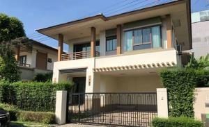 Moobaan Setthasiri Bangna-Wongwaen House for Rent