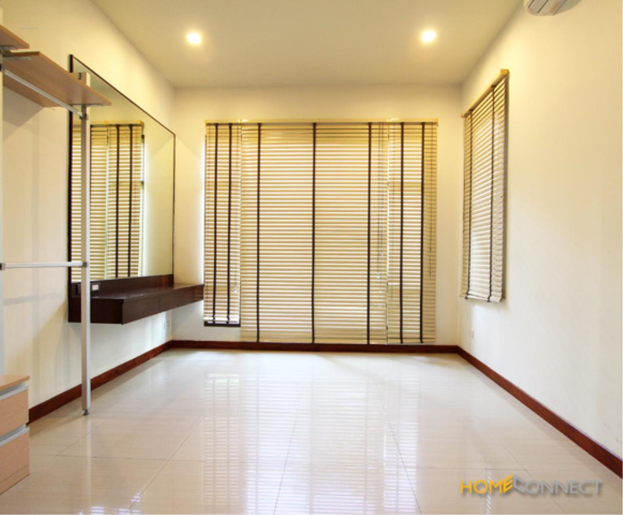 Home Connect Thailand Agency's Single House for rent in Suklhumvit 26  8