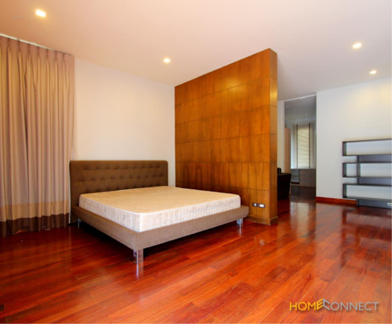 Home Connect Thailand Agency's Single House for rent in Suklhumvit 26  9